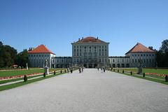 Schloß Nymphenburg & Großes Parterre