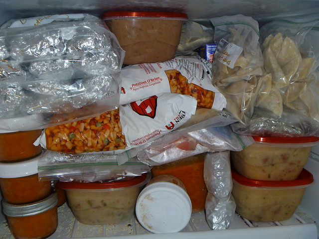 once a month freezer cooking