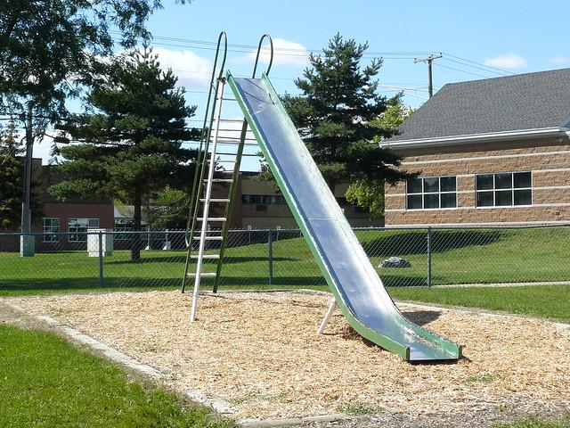 Old Playground Equipment Flickr Photo Sharing
