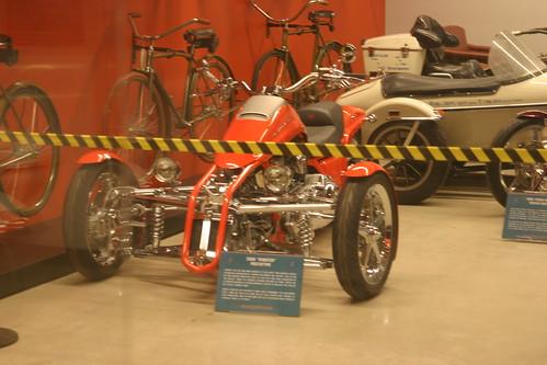 2011 - Harley-Davidson Museum