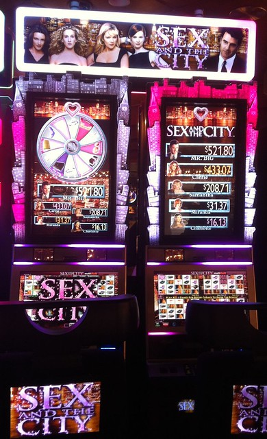 Sex & The City Slots - Sex and the City Slot Machines Online