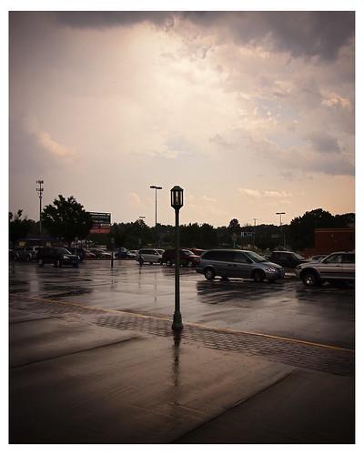 light storm lamp clouds