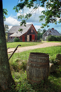 The Barn & the Barrel