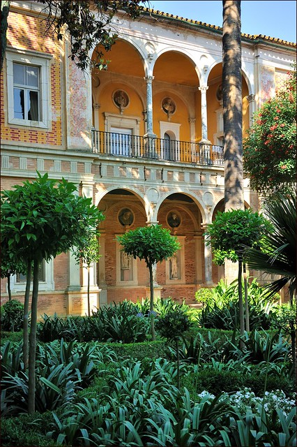 sevilla casa de pilatos gardens 1 5 flickr photo
