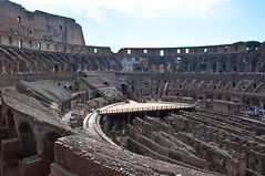 Small-group Ancient Rome And Colosseum Tour: Underground Chambers, Arena And Upper Tier