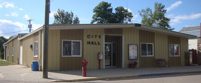 Forman, North Dakota City Hall