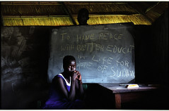 The issue of education in South Sudan is so critical that most leaders are calling on the youth to go back to school. Credit: John Robinson/IPS
