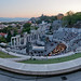 The Roman Amphitheatre in Plovdiv, Bulgaria