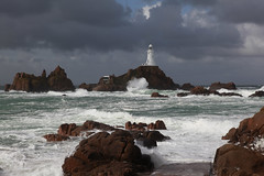 Foaming Corbiere Seas