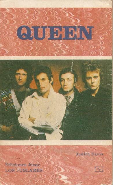 QUEEN Ediciones Júcar, 1985