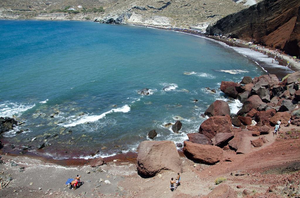 Red Beach греция