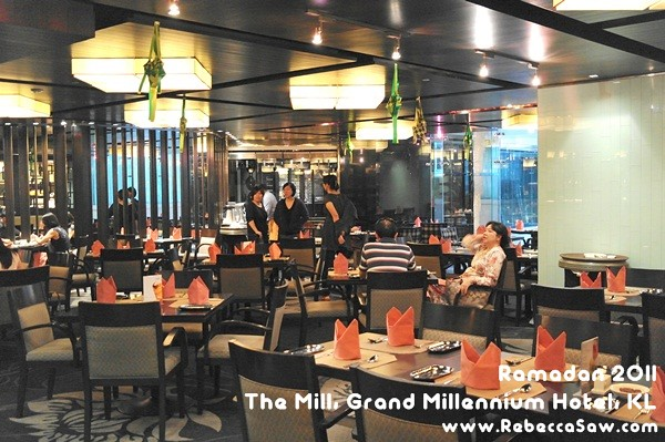 Ramadan buffet - The Mill, Grand Millennium Hotel-75
