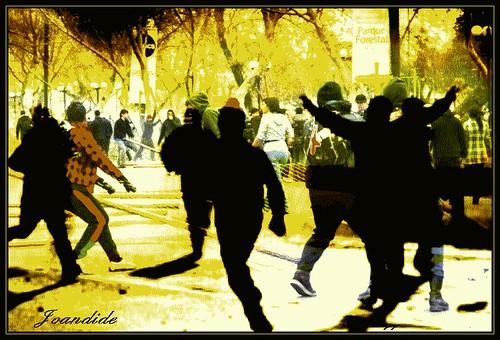 Revolucion  estudiantil