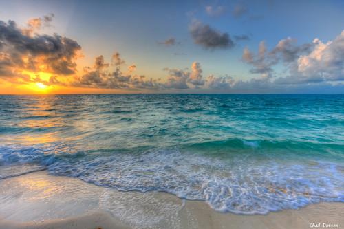 ocean sea sky cloud beach nature sunrise landscape photography photo sand outdoor wave shore caribbean hdr provo turksandcaicos providenciales canon5dmarkii