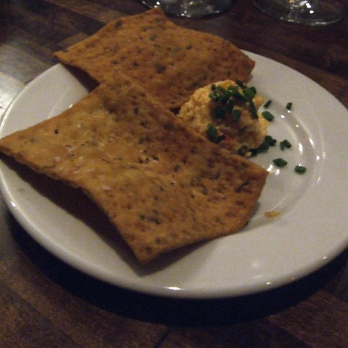 Pimento cheese at Jack Allen's