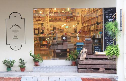 BooksActually / No. 9 Yong Siak Street