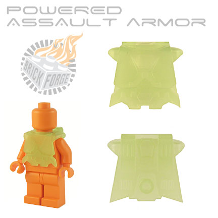 Powered Assault Armor - Glow in the Dark