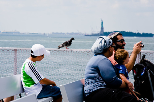Freedom @ Statue of Liberty