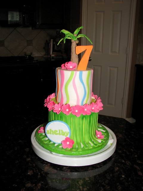 Cake Design For 7th Birthday Girl : 6069176971_c4e59c7332_z.jpg