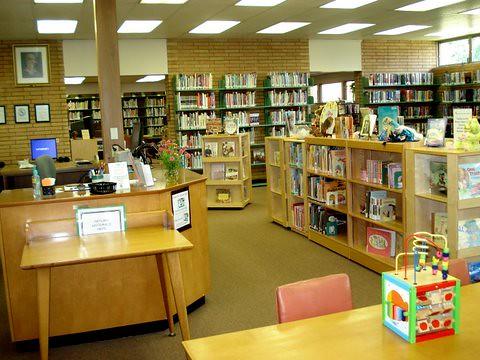 Ramseur Public Library
