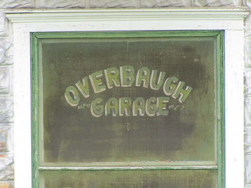 Overbaugh Garage (1 of 2)