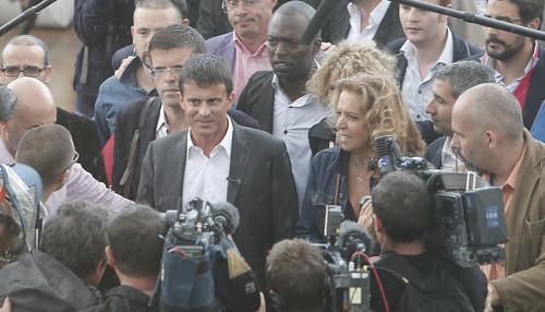 La Rochelle 2011 Manuel Valls