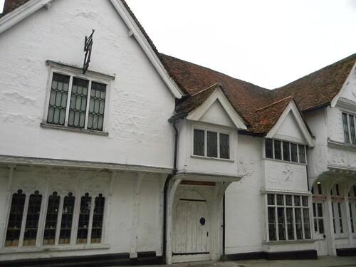 Buildings, Saffron Walden