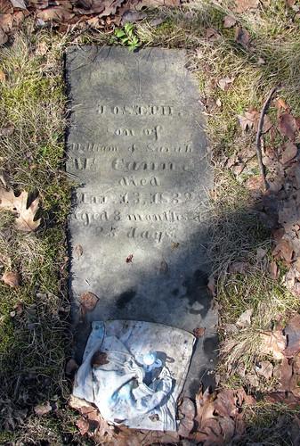 newyork genealogy gravestone mccann catlin chemungcounty southschoolcemetery