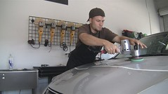 Auto Detailing Training with a Dual Head Cyclo Polisher
