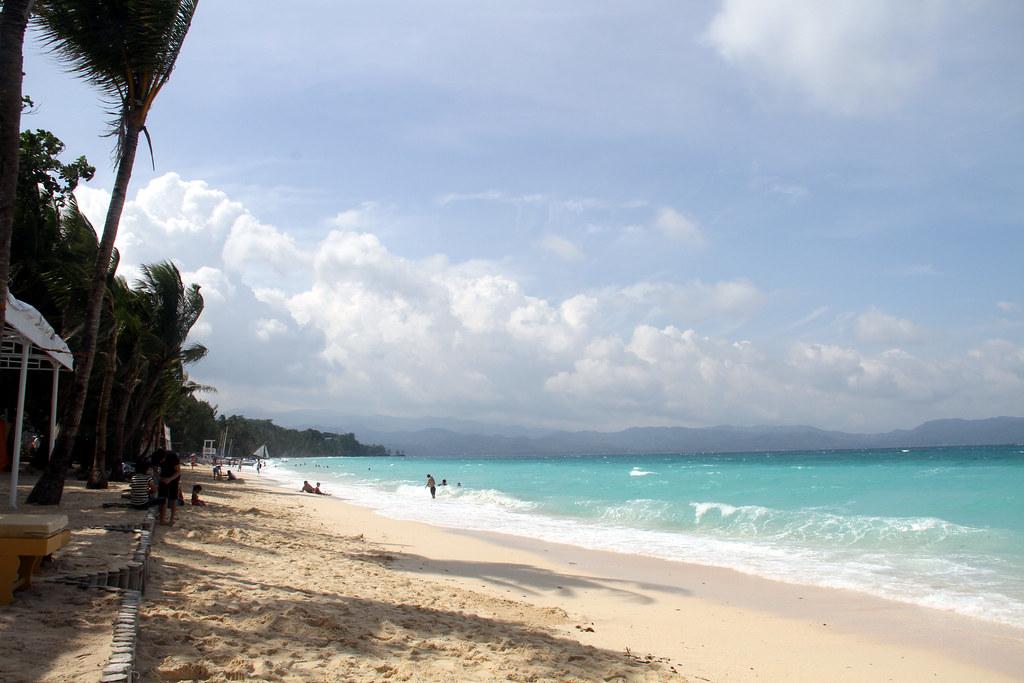 White Beach филиппины
