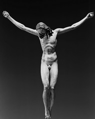 Crucifix attributed to Michelangelo, by Aurelio Amendola