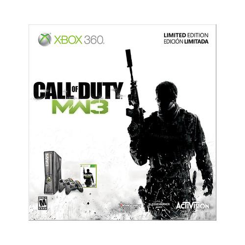 Call Of Duty Modern Warfare 3 Limited Edition Xbox 360