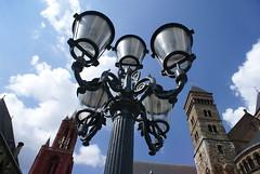 Maastrichtse lantaarnpaal