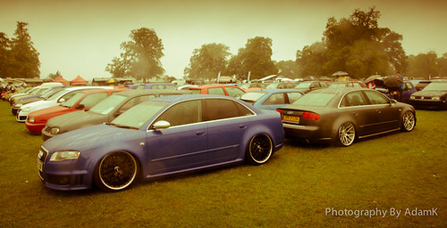 Audi RS4's