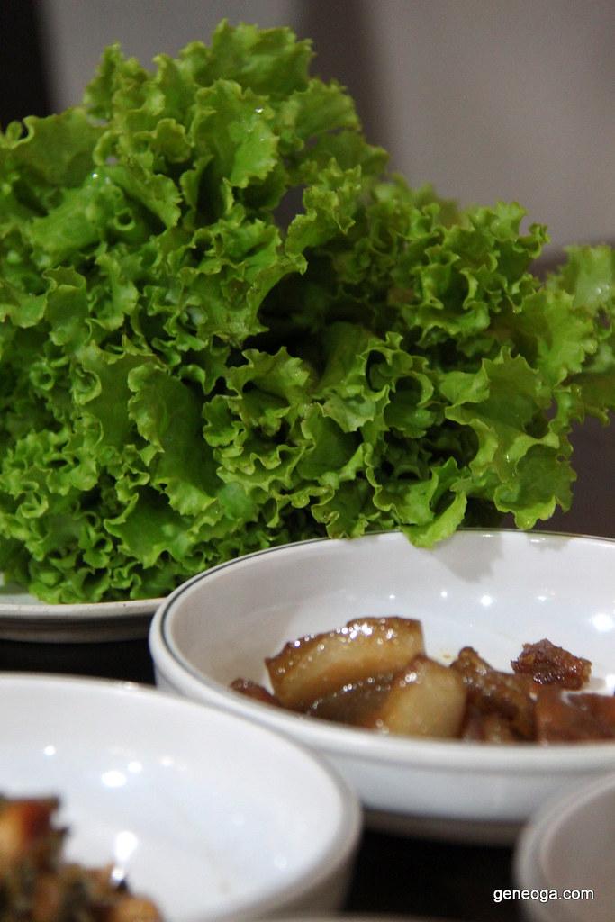 Lettuce Leaves ready