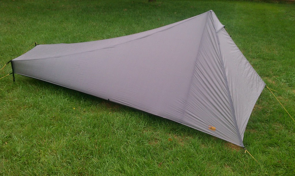 Appy Trails - Mark III [tarp tent]