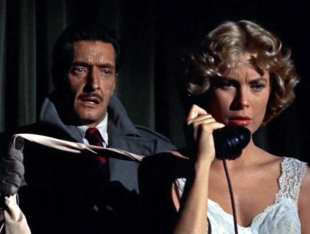 Dial M for Murder - Still -  1954