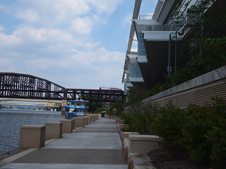 Riverfront Plaza, David L. Lawrence Convention Center