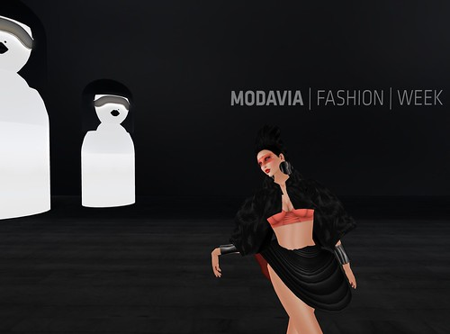 Modavia fashion show_Osakki by Babychampagne