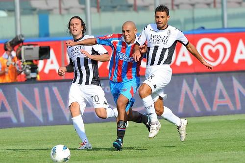 Calcio, Catania: tripletta per Morimoto. Rientro in gruppo per Almiron $