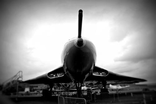 The Avro Vulcan B2 XM575 (G-BLMC)