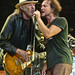 Pearl Jam & Uncle Neil by melbourneflower