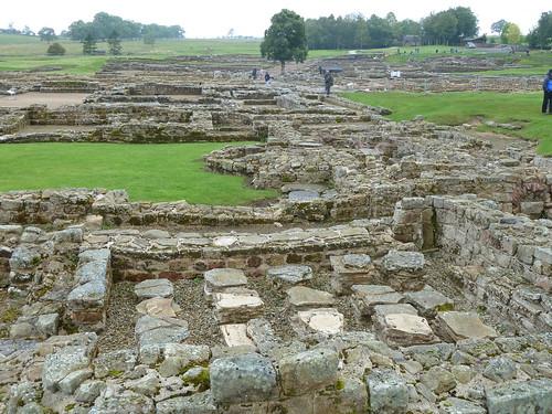 Vindolanda Roman Site, Hadrian's Wall