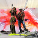 Burning Man 2011 Center Camp Cafe FireFingers Tribal Love In  ZorkMagazine