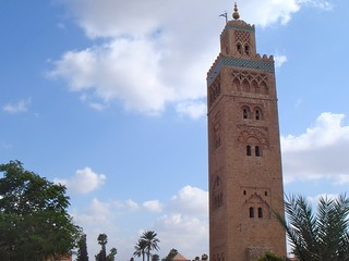 Downtown Marrakech
