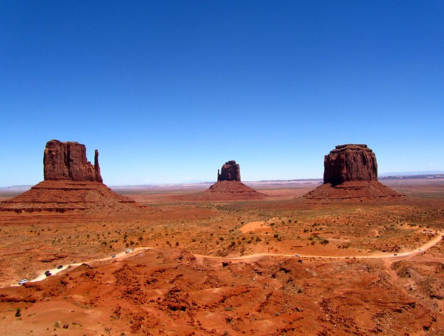 Monument Valley, Uath