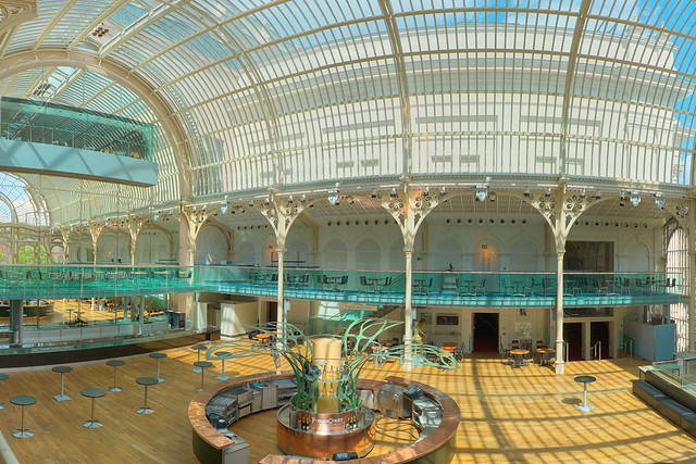 Paul Hamlyn Hall - Royal Opera House © ROH 2011
