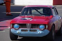 executive car(0.0), family car(0.0), alfa romeo giulietta(0.0), race car(1.0), automobile(1.0), alfa romeo(1.0), alfa romeo 105 series coupes(1.0), alfa romeo gta(1.0), vehicle(1.0), antique car(1.0), sedan(1.0), land vehicle(1.0), coupã©(1.0), sports car(1.0),