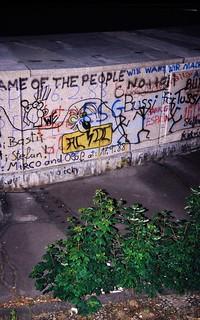 Berlin Wall grafiti