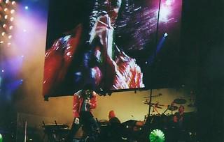 Michael Jackson HIStory World Tour 1997
